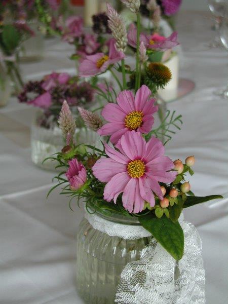 Konfirmation Blumen