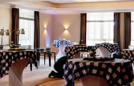 Bayerischer Golfverband – Tischdeko