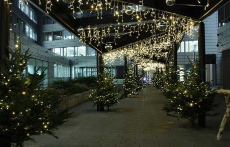 Swiss Life Weihnachtsfeier